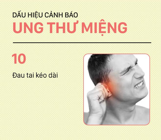 [PHOTOSTORY] Đừng nhầm lẫn với bệnh ở miệng, đây là những dấu hiệu cảnh báo ung thư mà bạn nên nhớ - Ảnh 10.