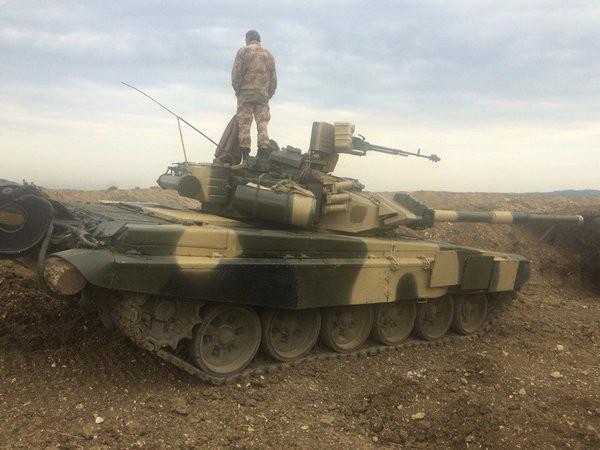 Nga giăng bẫy ở Syria: Liên tục tăng cường lực lượng và sẵn sàng nghênh chiến? - Ảnh 3.