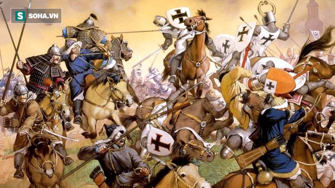 Hé lộ vũ khí bí ẩn giúp đại quân hùng mạnh của Thành Cát Tư Hãn đánh đâu thắng đó - Ảnh 3.