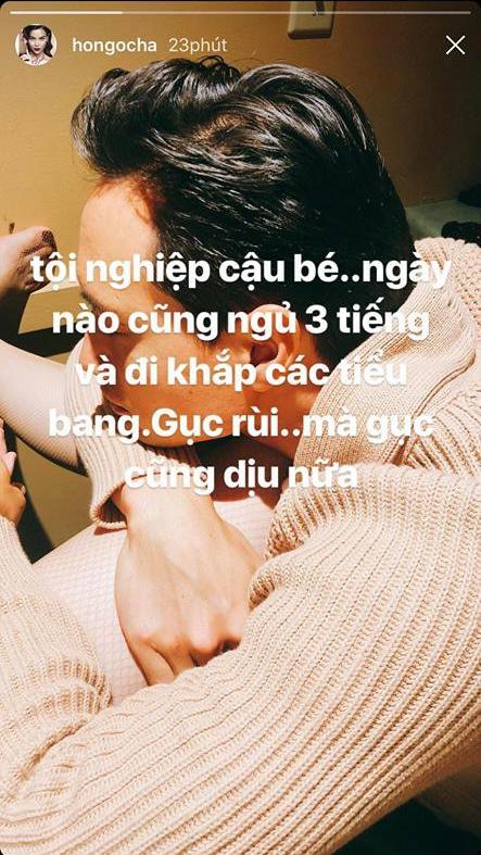 Hồ Ngọc Hà gọi Kim Lý là cậu bé và những danh xưng ngọt ngào không kém trong showbiz Việt - Ảnh 1.