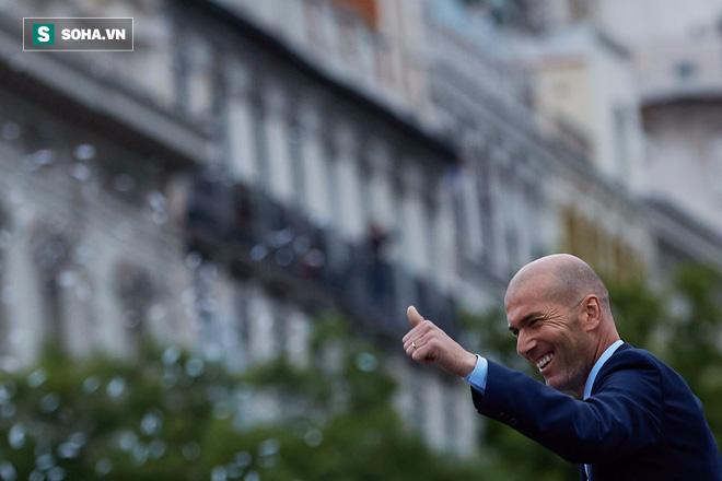 Ai thắng, ai thua khi Zidane rời ghế HLV trưởng Real Madrid? - Ảnh 1.