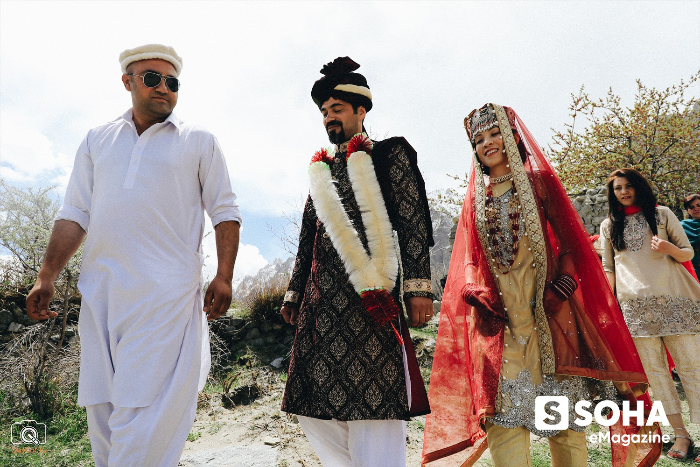 Nữ giám đốc Việt và đám cưới Hồi giáo trong mơ với chàng trai Pakistan trên dãy Tuyết Sơn - Ảnh 8.
