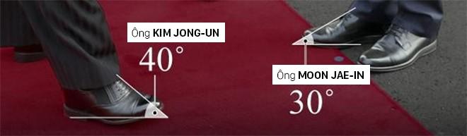 Chuyên gia Hàn Quốc soi ra giày độn của ông Kim Jong-Un từ độ dốc bàn chân - Ảnh 2.