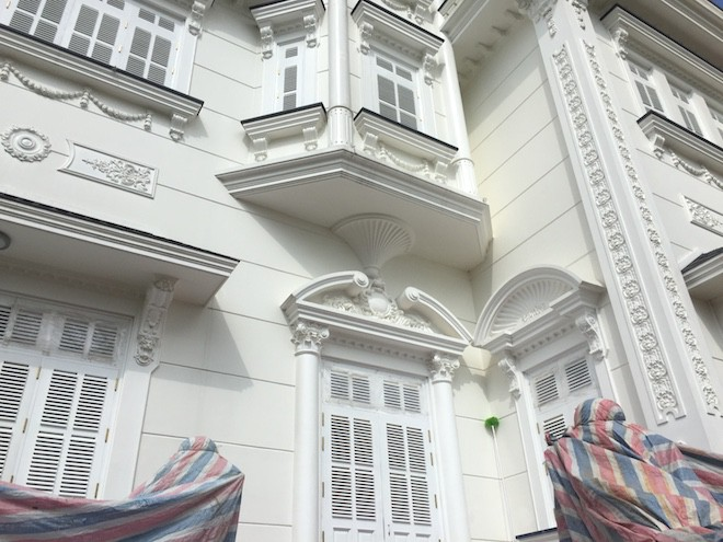 Xôn xao ngôi biệt thự rộng gần 2000m2 của cụ bà tuổi 78 ở Hà Tĩnh - Ảnh 8.