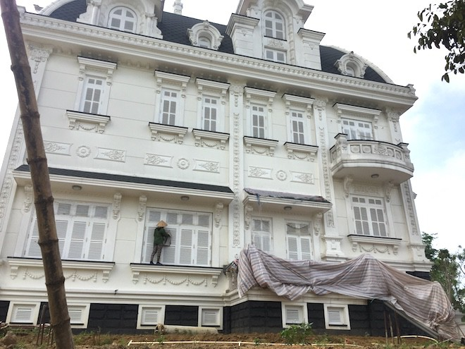 Xôn xao ngôi biệt thự rộng gần 2000m2 của cụ bà tuổi 78 ở Hà Tĩnh - Ảnh 6.