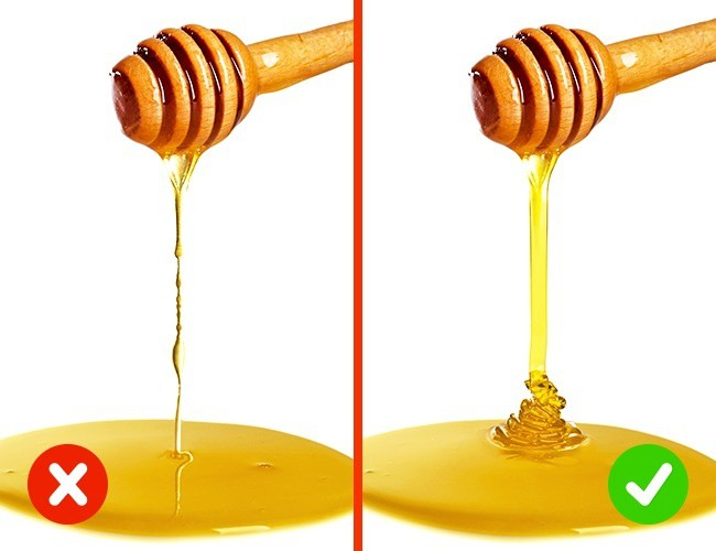 [PHOTO STORY] Cách phân biệt mật ong thật giả, que kem ngon, miếng thịt chuẩn đơn giản và nhanh chóng - Ảnh 1.