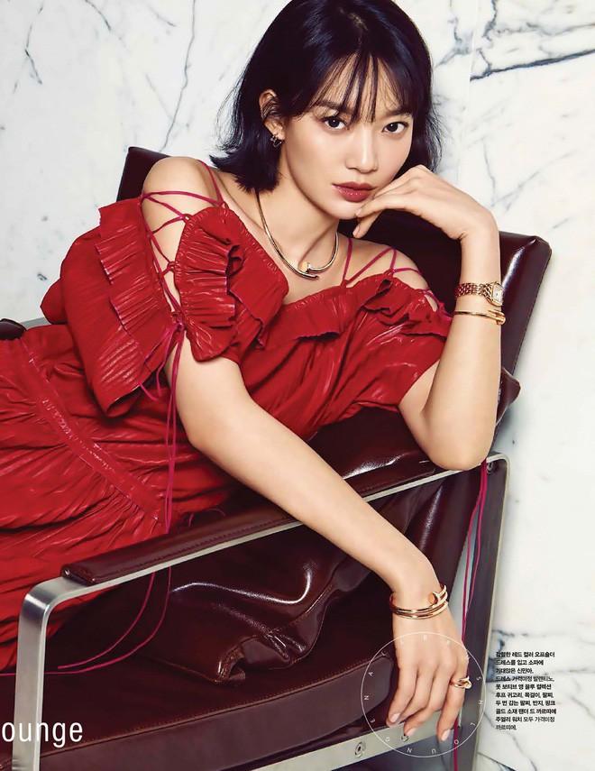 Những quý cô U40 trẻ mãi không già khiến hàng vạn thiếu nữ phải ghen tị của làng giải trí Hàn - Ảnh 6.