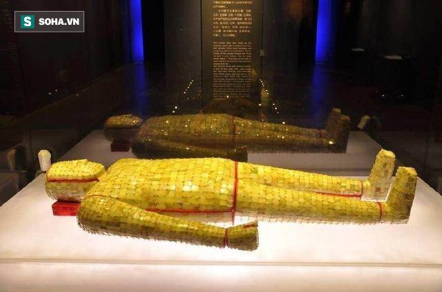 Sự thật về cổ vật quý nhất trong các lăng mộ TQ: Có cho tiền, mộ tặc cũng không dám đụng! - Ảnh 1.