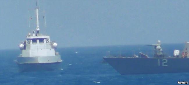 Lầu Năm Góc nhức đầu vì chiến thuật im lìm của hải quân Iran - ảnh 1