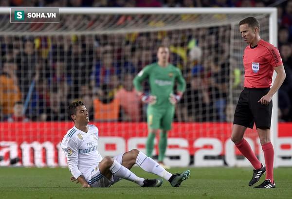 Ronaldo chỉ đá nửa trận, Real Madrid không ngăn nổi siêu kỷ lục của Barcelona - Ảnh 2.