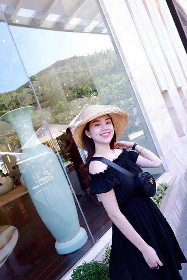 Nhan sắc của nữ diễn viên bị ghét nhất phim Nhật ký Vàng Anh sau 2 năm làm mẹ đơn thân - Ảnh 7.