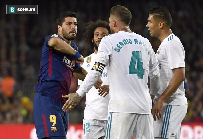 Nếu Real Madrid vỗ tay, Camp Nou đã không thành võ đài - Ảnh 2.