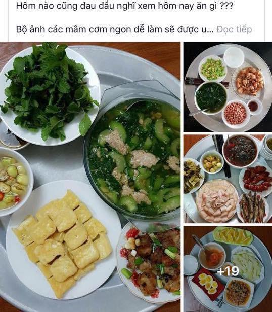 Khoe mâm cơm nấu cho gia đình bạn gái, thanh niên bị bóc lấy ảnh trên mạng sống ảo câu like - Ảnh 2.