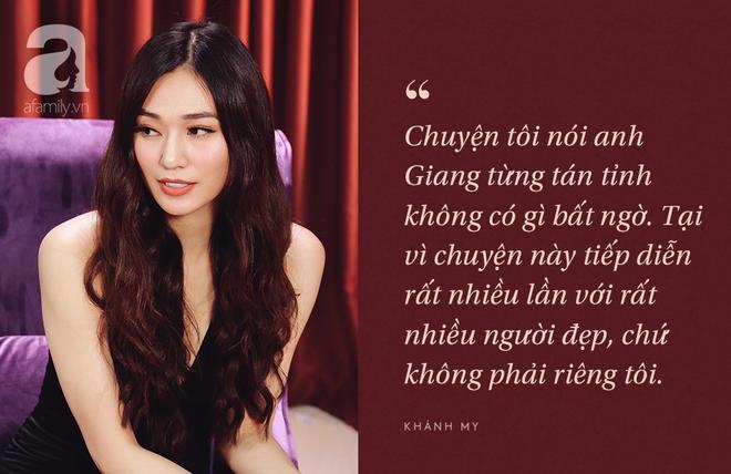 [ĐỘC QUYỀN] Khánh My lần đầu lên tiếng: Trường Giang theo đuổi tôi trong thời gian hẹn hò với Nhã Phương - Ảnh 10.