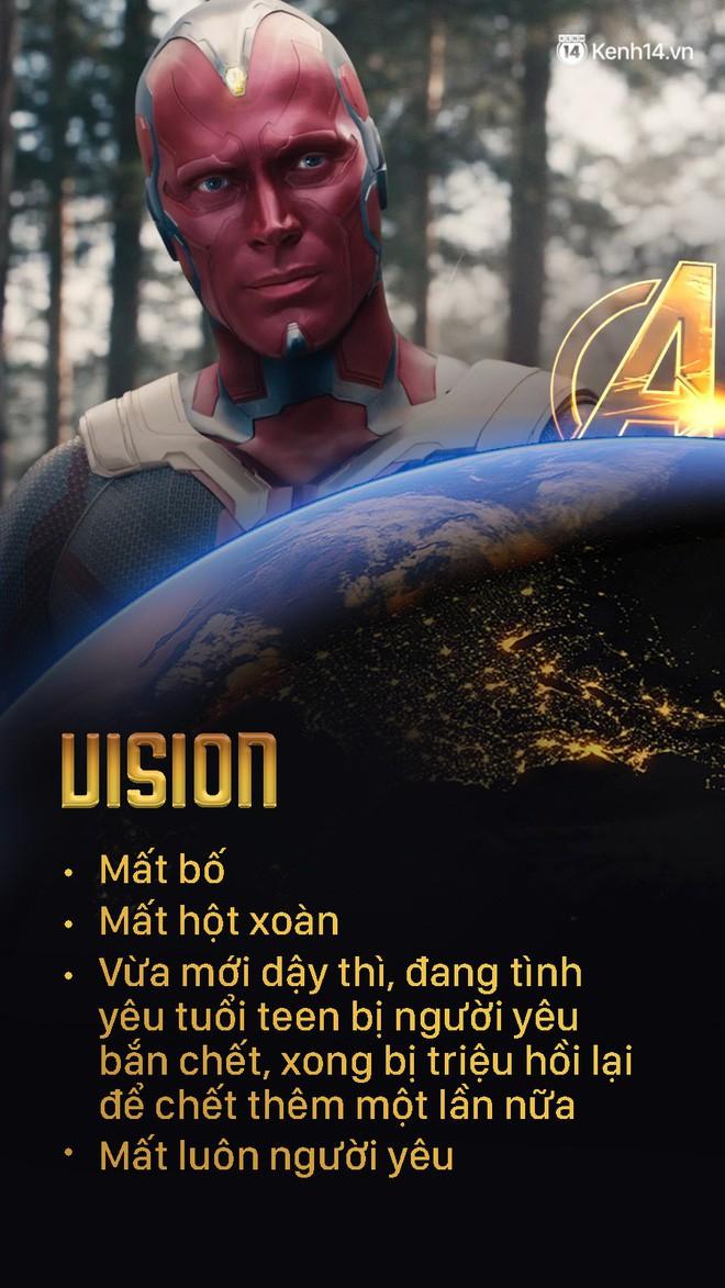 10 năm, 1 cuộc chiến vô cực, giờ đây các siêu anh hùng trong Avengers còn lại gì? - Ảnh 15.