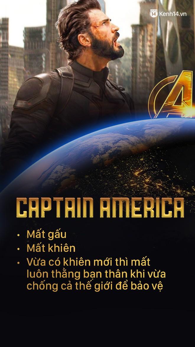 10 năm, 1 cuộc chiến vô cực, giờ đây các siêu anh hùng trong Avengers còn lại gì? - Ảnh 16.
