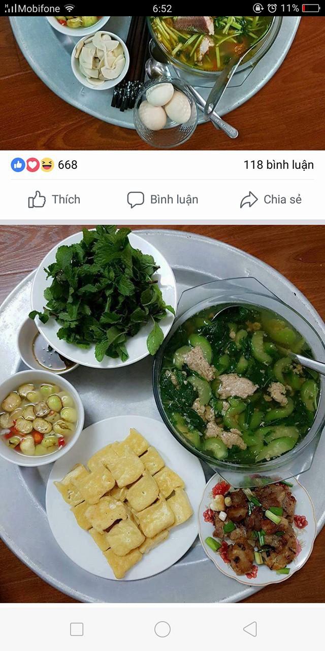 Khoe mâm cơm nấu cho gia đình bạn gái, thanh niên bị bóc lấy ảnh trên mạng sống ảo câu like - Ảnh 4.