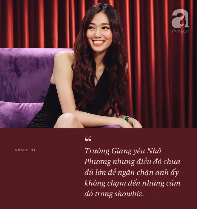 [ĐỘC QUYỀN] Khánh My lần đầu lên tiếng: Trường Giang theo đuổi tôi trong thời gian hẹn hò với Nhã Phương - Ảnh 3.