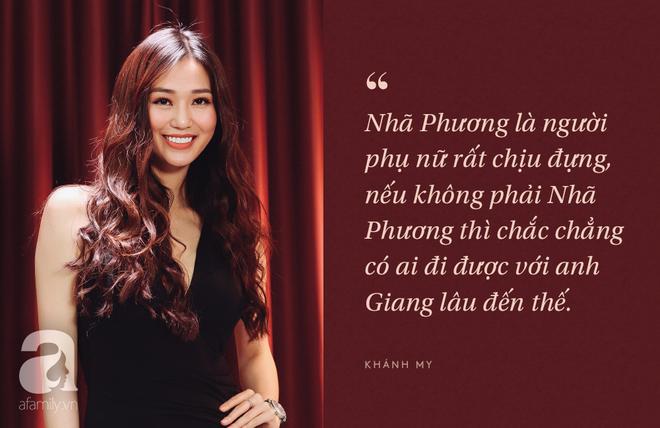 [ĐỘC QUYỀN] Khánh My lần đầu lên tiếng: Trường Giang theo đuổi tôi trong thời gian hẹn hò với Nhã Phương - Ảnh 6.