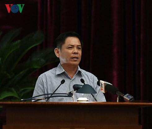 Hội nghị Trung ương 7 thảo luận việc bố trí Bí thư tỉnh, huyện không là người địa phương - Ảnh 3.