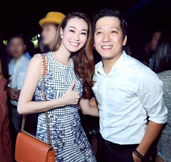 Trang Trần: Tôi có chuyện muốn tố Trường Giang - Ảnh 1.