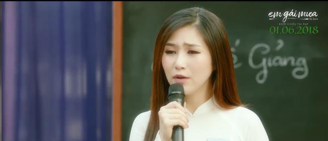 Nhiều sạn vô lý trong phim Em gái mưa, đặc biệt là vai thầy giáo của Mai Tài Phến - Ảnh 8.