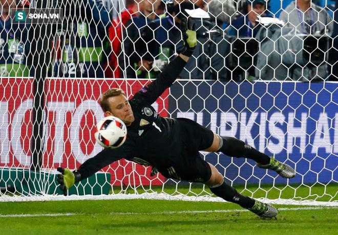 World Cup 2018: Tại sao người Đức dám đặt cược vào kẻ 8 tháng chỉ ra sân 1 lần duy nhất? - Ảnh 1.