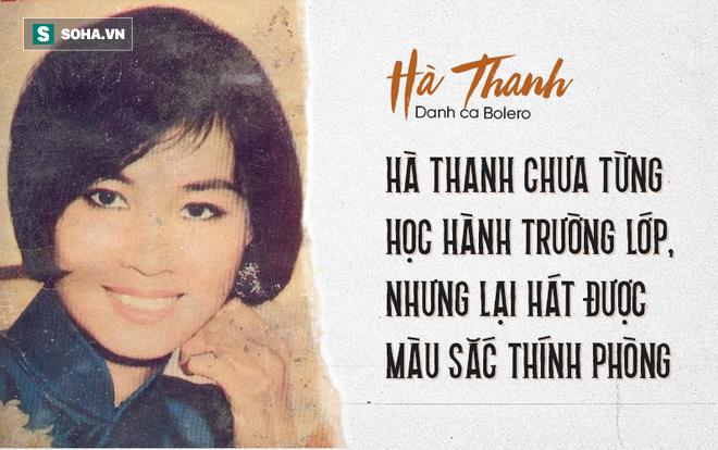Hà Thanh: Những bí mật về danh ca được mệnh danh Họa mi hót trên vai Đức Phật (P2) - Ảnh 1.