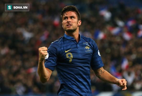Giroud: Ở Premier League là chân gỗ, ở World Cup là vũ khí bí mật của người Pháp - Ảnh 1.