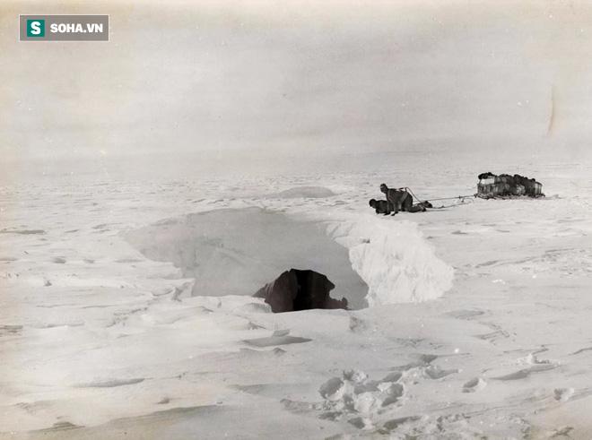 Không được chết ở Nam Cực: Hành trình vượt hơn 480km với đôi chân bị lột da hoàn toàn! - Ảnh 3.