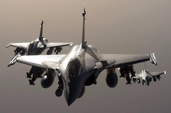 Châu âu tham gia cuộc đua phát triển máy bay chiến đấu tương lai - ảnh 1