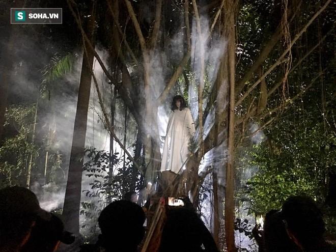 Hoàng Mập kể nỗi khổ của nghề diễn: Bị ong đốt, đỉa bu và chấp nhận diễn ở nơi nước thải bẩn - ảnh 1