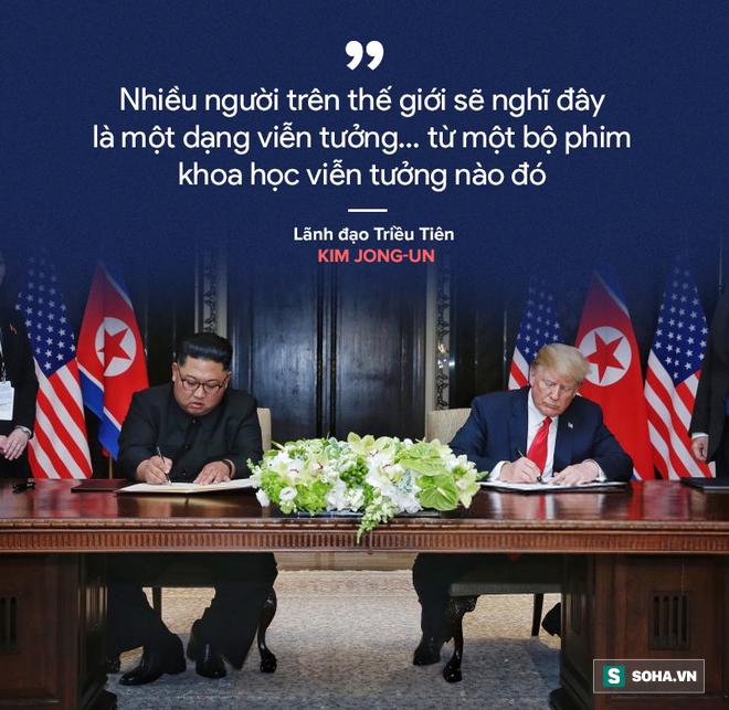 Cơn mưa lời ca ngợi nguyên thủ Mỹ - Triều dành cho nhau - Ảnh 5.