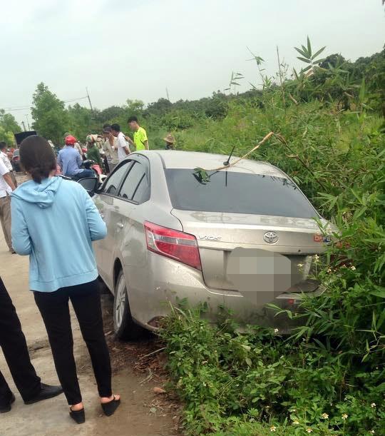 Nghi phạm gọi điện cho anh trai thông báo sau khi ra tay sát hại tài xế taxi cướp ô tô - Ảnh 1.