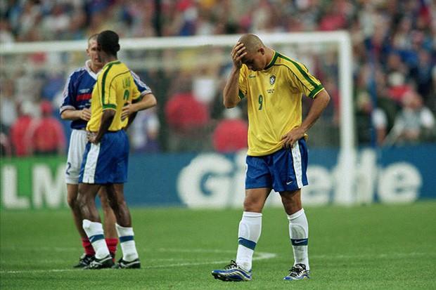 World Cup 1998: Cơn động kinh của Ronaldo vẫn còn là bí ẩn - Ảnh 3.