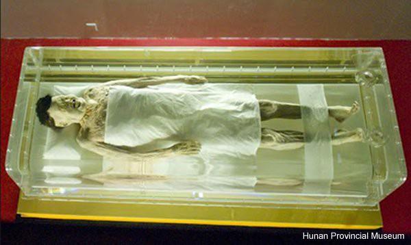 Giải mã thuật ướp xác bậc thầy thời cổ đại: Nội tạng còn nguyên vẹn, da vẫn đàn hồi tốt! - ảnh 4
