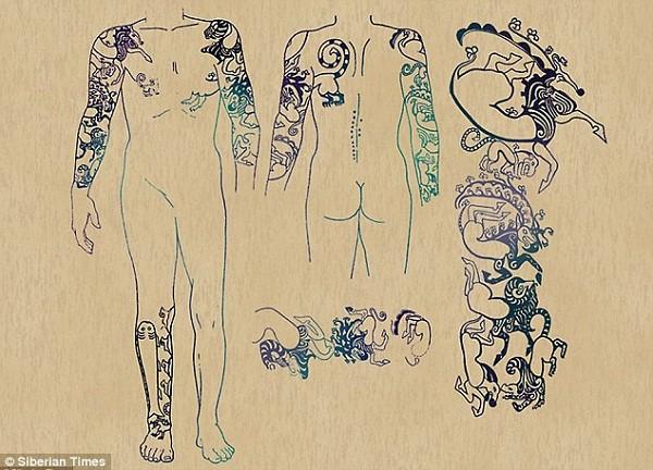Giải mã thuật ướp xác bậc thầy thời cổ đại: Nội tạng còn nguyên vẹn, da vẫn đàn hồi tốt! - ảnh 12