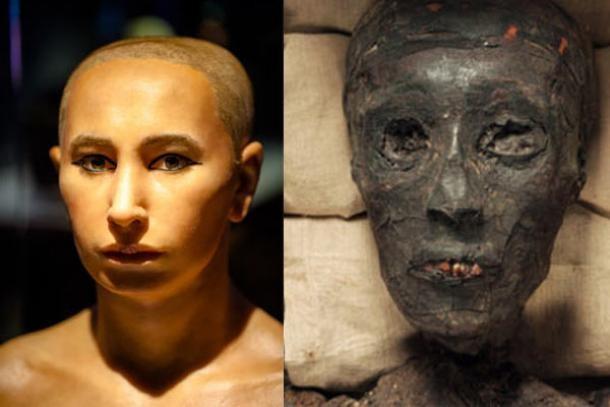 Giải mã thuật ướp xác bậc thầy thời cổ đại: Nội tạng còn nguyên vẹn, da vẫn đàn hồi tốt! - ảnh 1