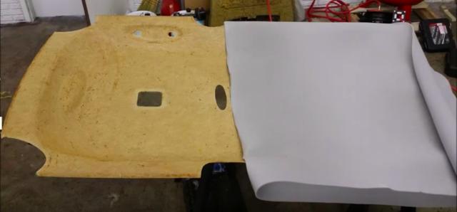 Video 1 phút này cho bạn biết trần xe hơi được sản xuất như thế nào - Ảnh 2.