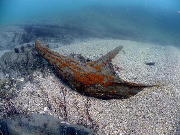 Phát hiện phần sót lại của tàu kim cương sau 334 năm nằm dưới lòng đại dương - Ảnh 4.