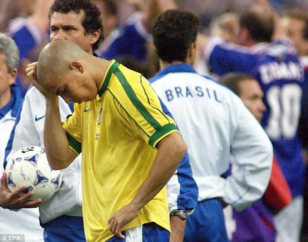World Cup 1998: Cơn động kinh của Ronaldo vẫn còn là bí ẩn - Ảnh 5.