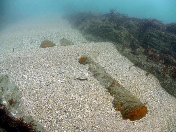 Phát hiện phần sót lại của tàu kim cương sau 334 năm nằm dưới lòng đại dương - Ảnh 5.