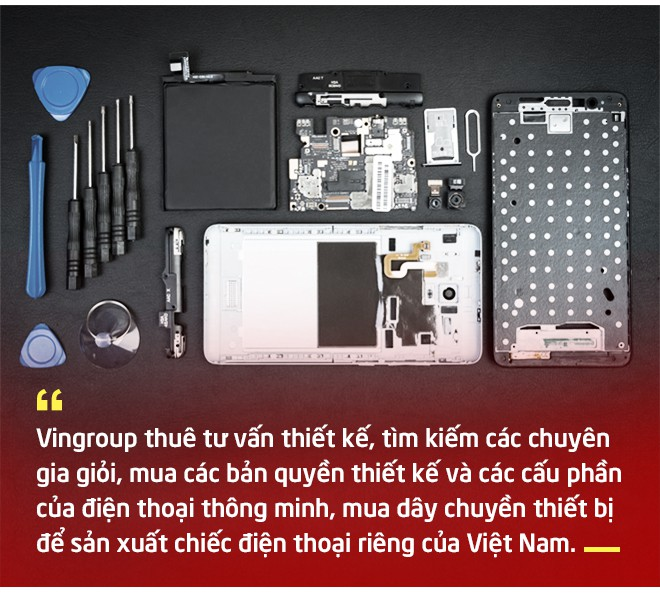 CEO Vingroup: Chúng tôi sẽ bán điện thoại Vsmart ở tất cả các kênh, kể cả ở Vinmart+ - Ảnh 2.