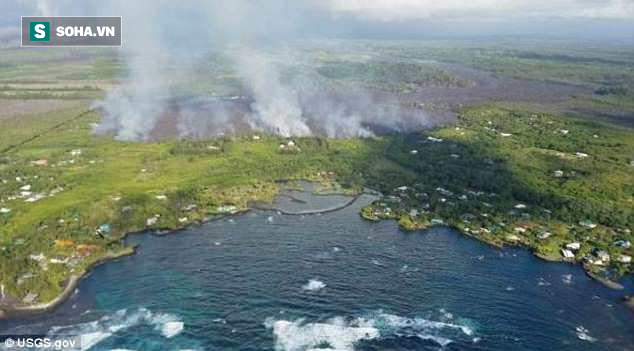 Hồ nước lớn nhất Hawaii mất hết sạch nước sau hơn 1 tiếng: Chuyện kỳ dị gì đang xảy ra? - ảnh 1