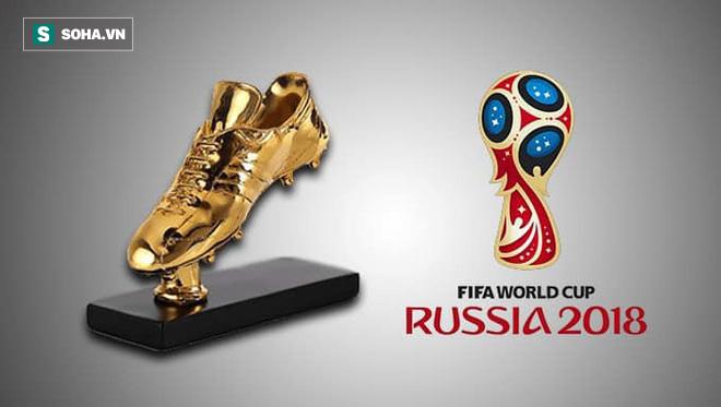 Vua phá lưới World Cup: Lukaku sẽ đè bẹp Messi, Ronaldo? - Ảnh 1.
