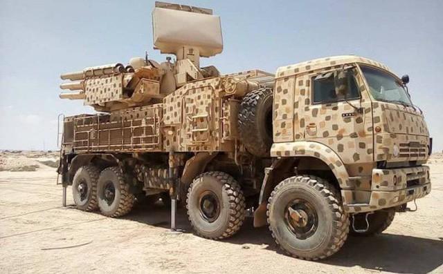 Syria vừa đưa Pantsir-S1 ra biên giới, Israel lập tức tung tiêm kích: Báo động cao nhất - ảnh 1