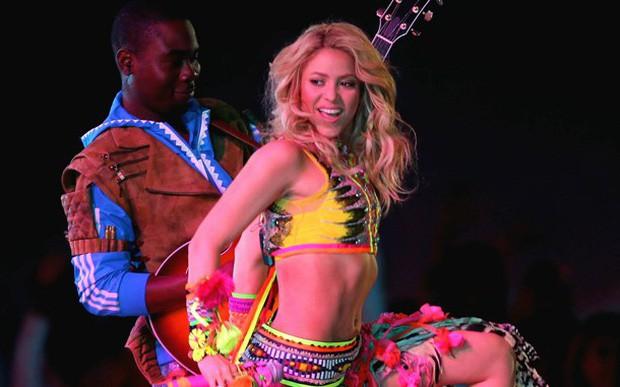 World Cup 2010: Nơi tình yêu bắt đầu của Pique và Shakira - Ảnh 2.