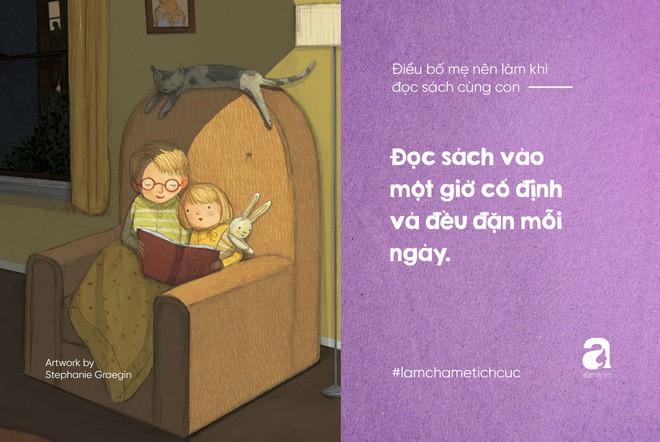 Để não trẻ được kích hoạt tối đa khi đọc sách, đây là những điều bố mẹ nên làm - Ảnh 5.