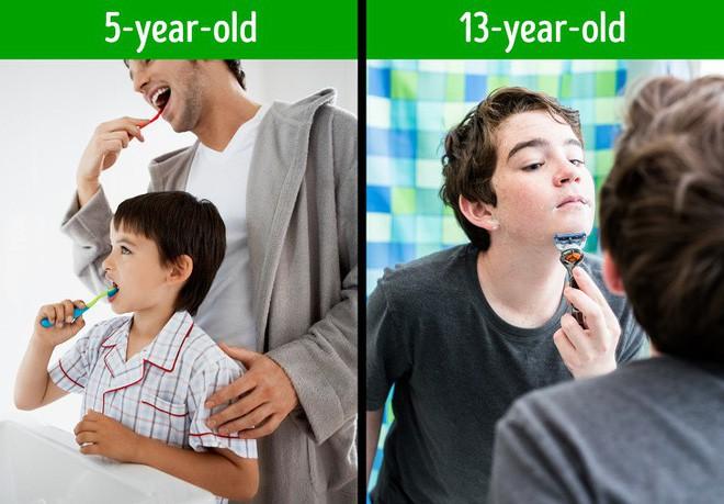 Trước 13 tuổi, bất kì đứa trẻ nào cũng cần thuần thục những kỹ năng sống này - Ảnh 6.