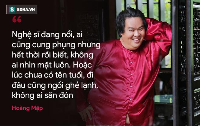 Hoàng Mập: Sau lưng Hoài Linh, người ta nói thằng đó mà coi cái gì! - Ảnh 5.